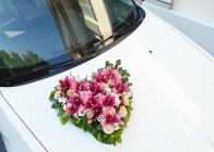 Blumenschmuck Fur Ihre Hochzeitslimousine Limousinen Blumenschmuck