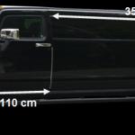 Technische Daten von Stretchlimousinen bei Krystal Limousinens