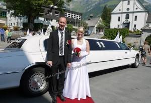 Limousine mieten Obwalden Engelberg