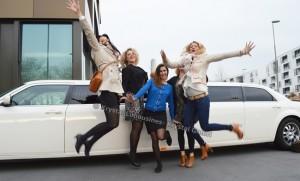 Frauenabend Limousine