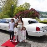 Hochzeit Limousine Luzern
