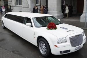 Hochzeits Limousines Zürich Standesamt