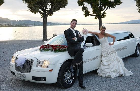 Hochzeitslimousine Zürich