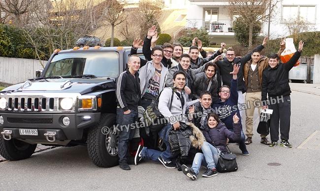 Party Fahrzeug