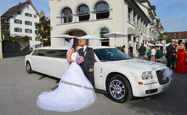 Auto mieten für Hochzeit