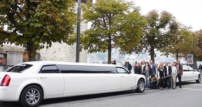 Stretch Limousine Ebikon