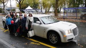 Limousine mieten für Kinder Geburtstag