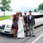 Unsere Hochzeits-Limo Daniela