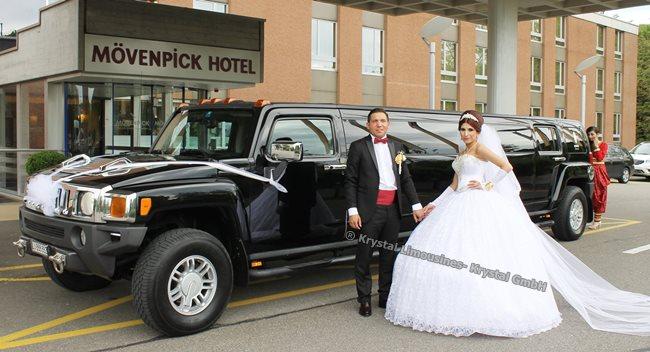 Hochzeitsauto Zürich