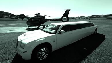 Chrysler 300 Stretchlimousine mieten