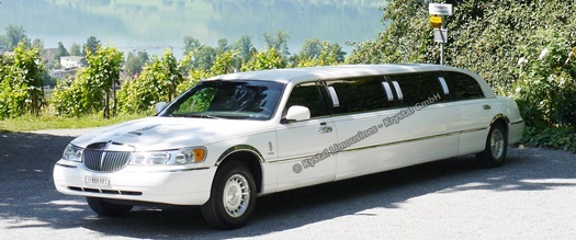 Lincoln Limousine mieten