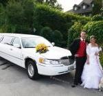 Limo zur Hochzeit Andrea