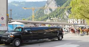 Limousine mieten Interlaken