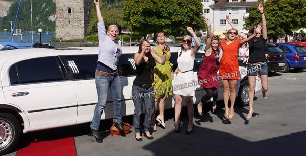 Limousine mieten Nidwalden
