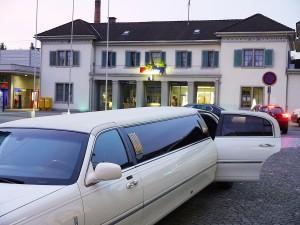 Limousine mieten Uster