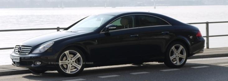 Mercedes CLS 500 Limousine