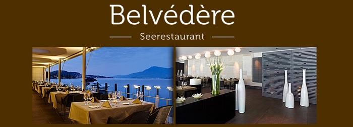 Seerestaurant Belvédère Hergiswil