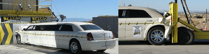 Sicherheit Limousine mieten