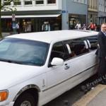 Hochzeitslimousine Aargau