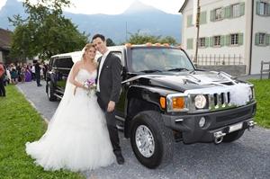 Hochzeits-Fahrt Oliver