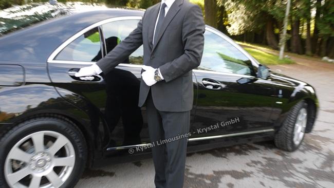 Geschäfts Limousine