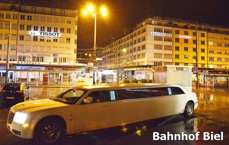 Limousine mieten Biel