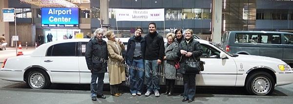 Flughafen Transfer Zürich