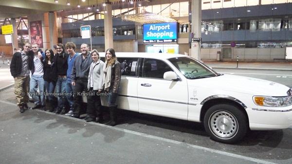 Flughafen Zürich Limousine