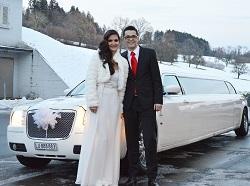 Hochzeit Claudia Dezember
