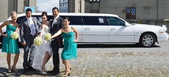 Hochzeitsauto mieten Lincoln
