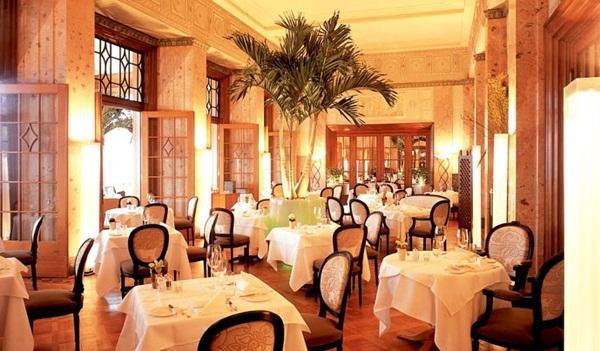 Art deco hotel montana luzern restaurant scala luzern