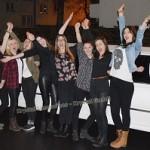 Mein Geburtstag Jessica Januar 2014 mit den Ladies