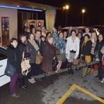 Geschäftsessen D Wagen Januar 2014