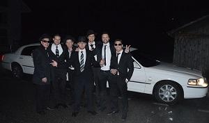 Polterabend Giorgio Januar 2014 von Biel nach Bern