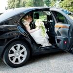 Chauffeur Hochzeitsauto