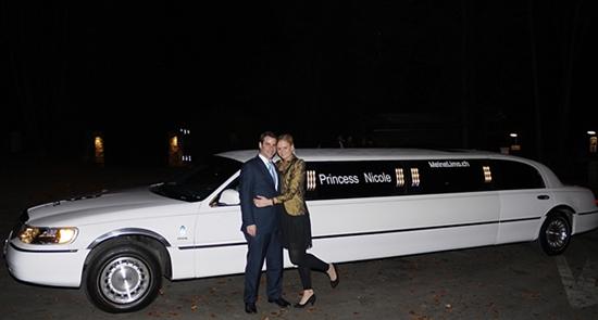 Heiratsantrag Limousine