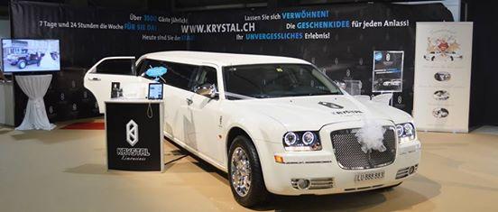 Limousine Ausstellung