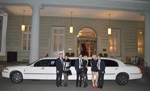 Nachtessen Fallegger Februar 2014 inklusive Chauffeur