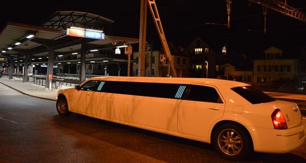 Stretch Limousine Rüti Zürich