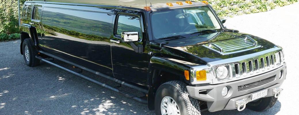 Geländewagen Limousine