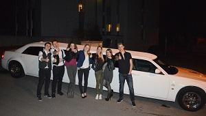 Mein Geburtstag Joel März 2014 im Chrysler 300