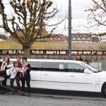 Limousine heute buchen