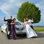 Hochzeits-Fahrt Reto