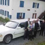 50 Hochzeitstag S Tirsek Mai 2014 als Geschenk