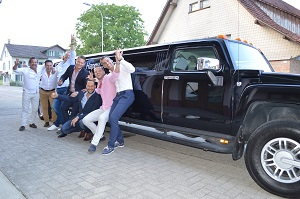 Jeep Hummer Limo Feedback