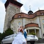 Unsere Hochzeitslimo Melanie