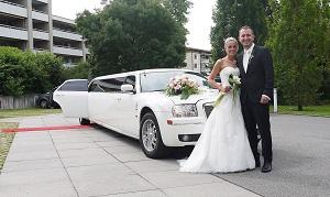 Hochzeit mit Limo Marco im August 2014