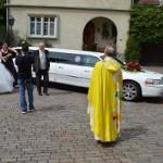 Hochzeitslimo Erich August 2014