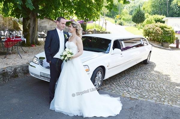 Die perfekte Hochzeitslimo Fahrt planen