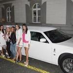 Polterlimo Frauen von Belinda im August 14